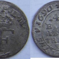 Pomerania 1/48 thaler 1763 IDL