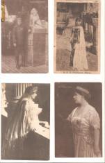 Regalitate-8 carti postale foto