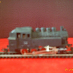 Locomotiva cu abur cu tender model TT tip351111-0