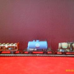 Vagoane model TT tip marfa utilitare 3 bucati, TT - 1:120