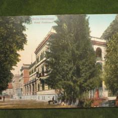 20. HERCULANE HOTEL FERDINAND - INCEPUT DE 1900