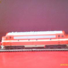 Locomotiva model TT diesel-electrica tip M61-001 MAV - Macheta Feroviara