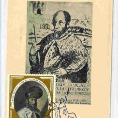 Ilustrata maxima Mihai Viteazul