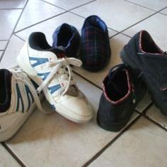 Adidasi+pantofi+papuci de casa=20 lei totul - Adidasi copii