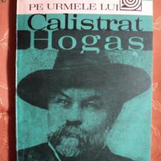 PE URMELE LUI CALISTRAT HOGAS - VALENTIN CIUCA - Biografie