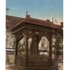 CP190-78 Kolozsvar-A.Karpatok Ore. -carte postala circulata 1914