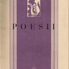 V. Ciocalteu - Poesii - 1934 - Carte Editie princeps