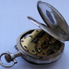 Ceas vechi de buzunar defect (8) - de colectie - Ceas de buzunar