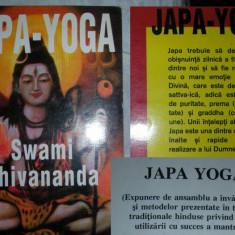 JAPA-YOGA   Swami Shivananda