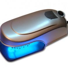 Lampa UV de unghii profesionala pentru uscarea de geluri si lacuri de unghii - Lampa uv unghii