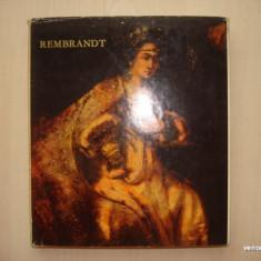 REMBRANDT {album cu imagini detasabile} - Album Arta