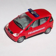Herpa Mercedes A-Klasse pompieri 112 1:87 - Macheta auto