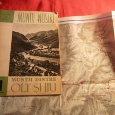 Ghid ONT - Muntii Nostri -Muntii dintre Olt si Jiu - nr.7