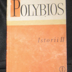 Polybios Istorii volumul II ES 1988 - Istorie