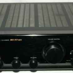Amplificator KENWOOD KA 4060 R stare f. buna 100 EURO - Amplificator audio