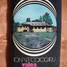 VALEA DOFTANEI - ION V.T. COJOCARU - Carte de calatorie