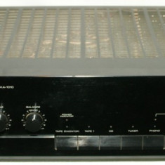 Amplificator KENWOOD KA 1010, stare f. buna 80 EURO - Amplificator audio