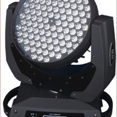 Led moving head Wash 108x3w - Bec / LED