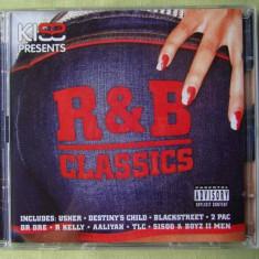 R & B CLASSICS - Selectii - 2 C D Originale ca NOI - Muzica R&B