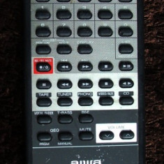 Telecomanda Aiwa RC TZ 850M - Telecomanda aparatura audio