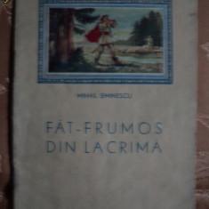 FAT FRUMOS DIN LACRIMA - MIHAIL EMINESCU