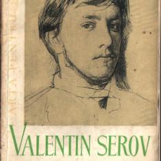 G.E. LEBEDEV - VALENTIN SEROV - Roman
