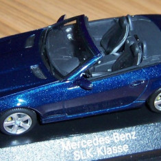 Minichamps Mercedes SLK  1:43