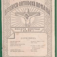 Revista Biserica Ortodoxa Romana - nr.12/decembrie 1932