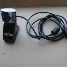 Webcam Night Vision Intex IT305WC