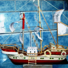 Corabie - Macheta Navala