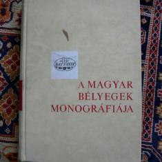 Monografia timbrelor unguresti (limba maghiara) vol. I. (659 pagini)