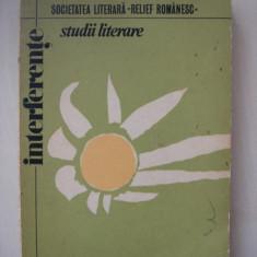 SOCIETATEA LITERARA RELIEF ROMANESC - STUDII LITERARE - Studiu literar