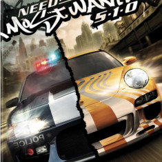 JOC PSP - Need For Speed Most Wanted - Jocuri PSP Electronic Arts, Curse auto-moto, 12+, Single player