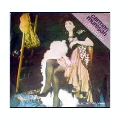 Carmen Muresan LAMBADA album lp disc vinyl Muzica Pop electrecord usoara slagare neascultat, VINIL