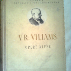 V. R. VILIAMS ~ OPERE ALESE ~ BAZELE PEDOLOGIEI ( LUCRARI DE PEDOLOGIE )  vol.I