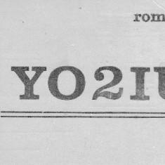 CARTE RADIOAMATOR ARAD ROM.- CPR 62 - Carte Postala Crisana dupa 1918