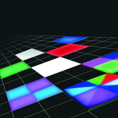 DMX LED FLOOR RGB - Lumini club