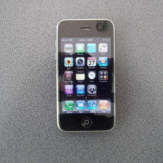 VAND iPhone 3G Apple 16G, Negru, 16GB, Neblocat