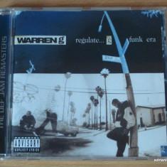 Warren G - Regulate...G Funk Era (Special Edition) - Muzica Hip Hop universal records, CD