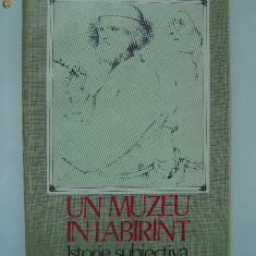 Octavian Paler - Un muzeu in labirint (1986)