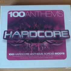 100 Anthems Hardcore (5CD)
