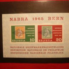 COLITA - NABRA-BERN 1965 ELVETIA - Timbre straine