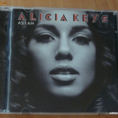 Alicia Keys - As I Am - Muzica R&B sony music