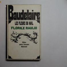 Florile raului Baudelaire