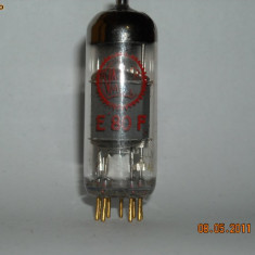 E80F VALVO- tuburi electronice