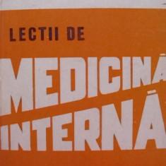 LECTII DE MEDICINA INTERNA