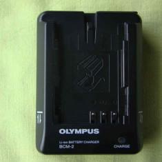 Incarcator OLYMPUS BCM-2 Original - Incarcator Aparat Foto