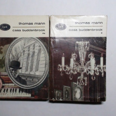 Thomas Mann  Casa Buddenbrook a6,R1