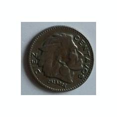 10 centavos 1959 Columbia