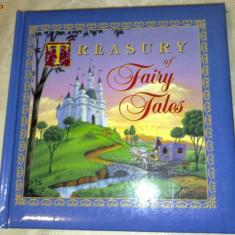 The Treasury of fairy tales - editie de lux - Carte de lux